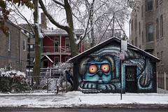 Chicago Street art 2019 (drew*in*chicago) Tags: chicago 2019 street art artist paint painter tag mural outdoor spray