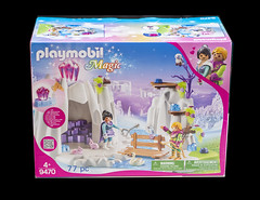 crystalcave_01 (AgeOwns.com) Tags: playmobil crystal princess castle frozen playset toy