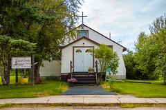 Fawcett Church (Bracus Triticum) Tags: fawcett church building アルバータ州 alberta canada カナダ 8月 八月 葉月 hachigatsu hazuki leafmonth 2019 reiwa summer august