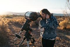Mercury Transit 2019 (M///S///H) Tags: 11th 35mm 88sct celestron desert edgehd frontyard fullframe home kelly mercurytransit2019 newmexico november2019 pointandshoot rx1rii scope sony taos telescope