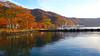 泊まる (たつ) Tags: japan 日本 東北 青森 autumn aomori 船 秋 紅葉 倒映 十和田湖 canon 5d3 攝影 秋田