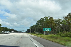 Volusia County, FL- I-4 (jerseyman65) Tags: florida freeways roads routes interstates airports signs guidesigns flroutes flroads flstateroads sunshinestate fl flhighways flstateroutes expressways exits centralfl centralflorida highways