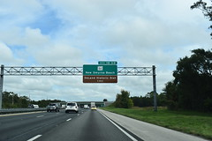 DeLand, FL- I-4 (jerseyman65) Tags: florida freeways roads routes interstates flroutes flroads flstateroads flhighways centralfl centralflorida sunshinestate fl expressways exits interchanges guidesigns signs gantries overheadsigns overheadgantries flstateroutes highways