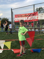 "Paul After His First Crosstown Classic Race • <a style=""font-size:0.8em;"" href=""http://www.flickr.com/photos/109120354@N07/49052659047/"" target=""_blank"">View on Flickr</a>"