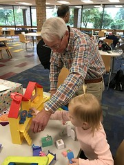 "Grandpa Morton Plays with Dani • <a style=""font-size:0.8em;"" href=""http://www.flickr.com/photos/109120354@N07/49052663012/"" target=""_blank"">View on Flickr</a>"