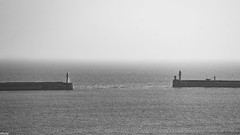 ... guarded ... (wolli s) Tags: dover uk port england vereinigteskönigreich nikon d7100