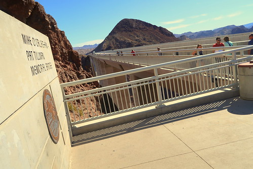 Mike O'Callaghan–Pat Tillman Memorial Bridge