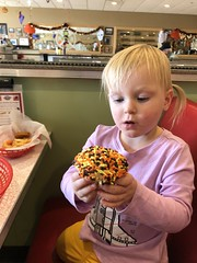 """Dani Gets a Cupcake • <a style=""""font-size:0.8em;"""" href=""""http://www.flickr.com/photos/109120354@N07/49052706847/"""" target=""""_blank"""">View on Flickr</a>"""