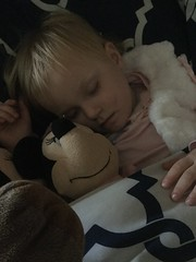"""Dani Snuggles with Minnie Mouse • <a style=""""font-size:0.8em;"""" href=""""http://www.flickr.com/photos/109120354@N07/49052711387/"""" target=""""_blank"""">View on Flickr</a>"""