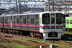 Keio Corporation 9702, Takahatafudo (Howard_Pulling) Tags: keio rail railway tokyo japan japanese train emu