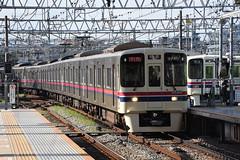 Keio Corporation 9740, Takahatafudo (Howard_Pulling) Tags: keio rail railway tokyo japan japanese train emu