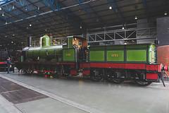 Preserved British Steam, 1275 (Michael Erhardsson) Tags: york ånglok 2019 museum