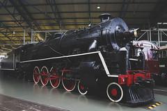 KF7, Chinese National Railway (Michael Erhardsson) Tags: preservedbritishsteam kf7 york 2019 ånglok steam 484