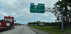 Volusia County, FL- I-4 (jerseyman65) Tags: florida routes roads freeways interstates centralflorida expressways ushighways centralfl usroutes flstateroads flroutes flroads signs highways fl exits interchanges sunshinestate gantries overheadsigns guidesigns overheadgantries flhighways flstateroutes