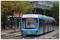 Tram Chemnitz - 2019-05 (olherfoto) Tags: tram tramcar tramway villamos strasenbahn strassenbahn chemnitz cvag variobahn