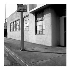 (ADMurr) Tags: la eastside hp windows sidewalk hasselblad 500cm zeiss distagon 50mm dba398