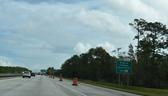 Volusia County, FL- I-4 (jerseyman65) Tags: florida freeways roads routes flroutes flroads flstateroads centralfl centralflorida sunshinestate flhighways fl flstateroutes signs highways guidesigns expressways exits interstates interchanges