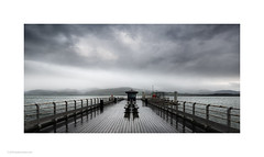 Beaumaris Pier, Anglesey (Ian Bramham) Tags: beaumaris pier anglesey northwales snowdonia