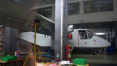 GAF N22B Nomad c/n N22B-156 Thailand Air Force serial L9-19/27 code 46135 (Erwin's photo's) Tags: thailand bangkok wr wrecks relics aircraft preserved ia instructional airframe stored thai aviation rajamangala university technology gaf n22b nomad cn n22b156 air force serial l91927 code 46135