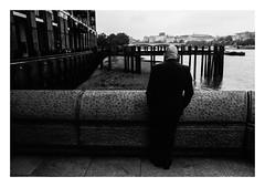 FILM - Low water (fishyfish_arcade) Tags: 35mm 800asa acros analogphotography bw blackwhite blackandwhite filmphotography filmisnotdead fujifilm istillshootfilm london monochrome olympusom1 zuiko28mmf35 analogcamera film mono pushed streetphotography riverthames