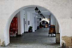 Laubengänge (urmeline) Tags: hirschberg laubengänge architektur barock rokoko