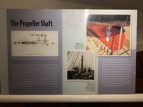THE PROPELLER SHAFT DISCOVERY