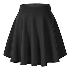Urban CoCo Women's Basic Versatile Stretchy Flared Casual Mini Skater Skirt (Shopping Guide 7) Tags: basic casual coco flared mini skater skirt stretchy urban versatile womens