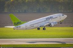 [VIE.2012] #Air.Baltic #BT #Boeing #B737-500 #YL-BBQ #awp (CHRISTELER / AeroWorldpictures Team) Tags: airbaltic bt bti latvia riga european airlines airliner unitedairlines ua ual canjet c6 cja marronventures cfcgs n948ua n691mv ylbbq klasjet klj lykdt airplane plane avion aircraft boeing b737 b735 b737522 msn266912408 cfmi cfm56 planespotting spotting takeoff climb planespotter wien vienne vienna vie loww airport austria spotter christeler avgeek aviation photography aeroworldpictures awpteam nikon d300s nef raw lightroom nikkor 70300vr schwechatairport