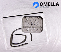 TROQUEL INSIGNIA (www.omellagrabados.com) Tags: troquel insignia omella grabados gramadosomella omellagrabados