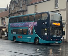 Arriva North East 7511 NK57 GXD (CYule Buses) Tags: