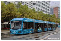 Tram Chemnitz - 2019-06 (olherfoto) Tags: tram tramcar tramway villamos strasenbahn strassenbahn chemnitz cvag variobahn