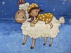 Le Petit Prince (Panda Mery) Tags: animal bangbaedong korea litterature seoul sheep