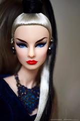 Paris Runway Giselle Live from Fashion Week Convention 2019 (Odd Doll) Tags: giselle giselledieffendorf parisrunwaygiselle integritytoys it fashionroyalty fashiondoll nuface