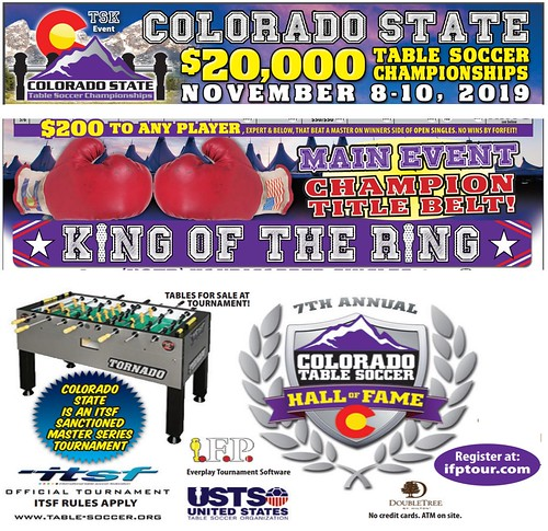 Colorado States 2019