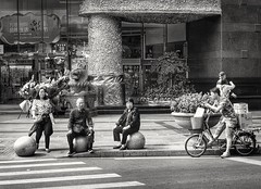 Guangzhou (-Faisal Aljunied - !!) Tags: faisalaljunied streetphotography blackandwhitestreetphotography china guangzhou urbanstreet