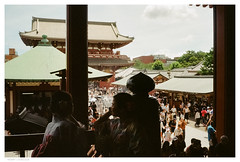 Tokyo 8 (hlydecker) Tags: japan summer holiday film travel travelphotography canon rangefinder vintage asia
