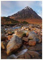 Ballachulish, Scotland(3) (S.R.Murphy) Tags: ballachulish landscape oct2019 scotland blackrockcottage mountain water rocks fujifilmxt2 lee06ndgrad fujifilmxf1024mm