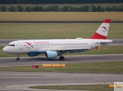 Austrian Airlines A320-214 OE-LBT taxiing at VIE/LOWW (AviationEagle32) Tags: vienna viennaairport viennaschwechatairport schwechatairport schwechat vie loww austria airport aircraft airplanes apron aviation aeroplanes avp aviationphotography avgeek aviationlovers aviationgeek aeroplane airplane planespotting planes plane flying flickraviation flight vehicle tarmac austrian austrianairlines myaustrian staralliance lufthansagroup airbus airbus320 a320 a320200 a322 a320214 oelbt