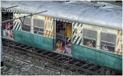 Women Only (Welsh Gold) Tags: sealdah railway station kolkata calcutta west bengal india