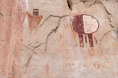 Fish Creek Pictograph Panel (mfeingol) Tags: fishcreekcove pictograph utah fishcreek teasdale unitedstatesofamerica