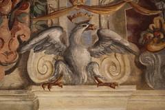 Castello di San Martino in Rio (SergioBarbieri) Tags: castello sanmartinoinrio affreschi aquilaestense frescoes
