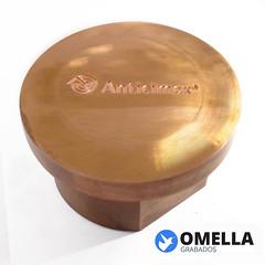 ELECTRODO PARA GRABAR (www.omellagrabados.com) Tags: electrodo grabat molde inyección latón wwwomellagrabadoscom