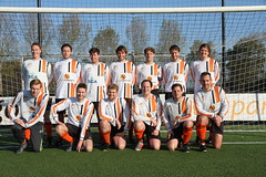 "HBC Voetbal | Zondag 4 • <a style=""font-size:0.8em;"" href=""http://www.flickr.com/photos/151401055@N04/49053756963/"" target=""_blank"">View on Flickr</a>"
