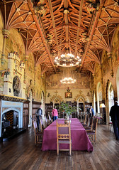 Photo of Cardiff Castle Dining Hall