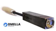 PUNZÓN MIXTO (www.omellagrabados.com) Tags: grabados omella omellagrbaados grabadosomella punzón mixto para marcar en caliente o por golpe madera marcarmadera