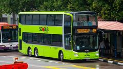 Go-Ahead Singapore MAN A95 Euro VI (Lion City Facelift Mk2) (Jeriel Lim) Tags: sg6094c man a95 goahead bus transport singapore