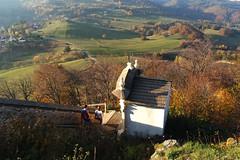Landscape as viewed from the Calvary Hill, Banská Štiavnica (sandorson) Tags: slovakia felvidék banskáštiavnica selmecbánya kálvária calvary baroque kalvária schemnitz landscape