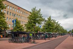 Велоинфраструктура в действии