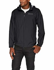 Columbia Men's Glennaker Lake Front-Zip Rain Jacket with Hideaway Hood (Shopping Guide 7) Tags: columbia frontzip glennaker hideaway hood jacket lake mens rain with