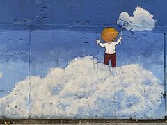 Le Petit Prince (Panda Mery) Tags: bangbaedong cloud korea litterature seoul
